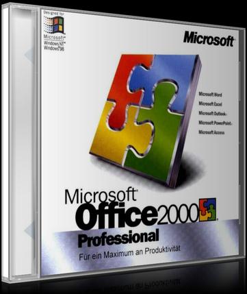 Microsoft Office 2000 Premium