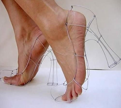 Najdziwniejsze buty #2 37