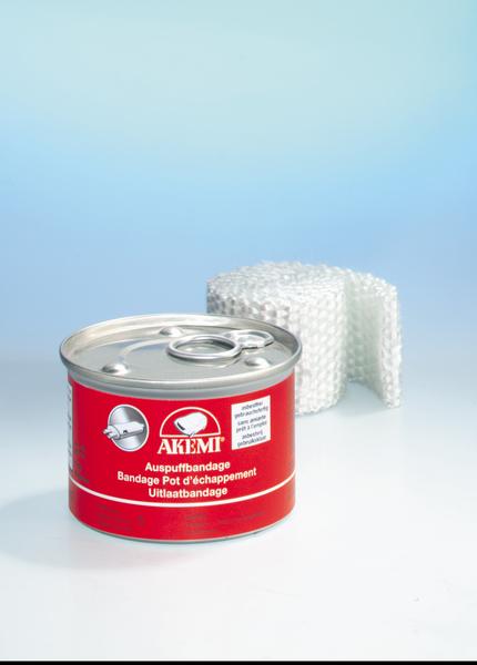 akemi auspuffbandage 1m zum abdichten von l chern und. Black Bedroom Furniture Sets. Home Design Ideas