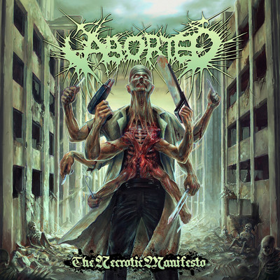 Aborted - The Necrotic Manifesto (2014) .mp3 - 320kbps