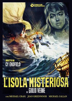 L'Isola Misteriosa (1961) .avi DVDRip AC3 ENG - ITA