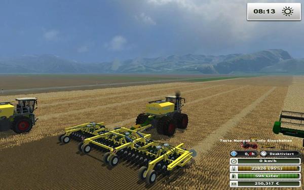 Bednar Airtec seeder for Xerion v1.0