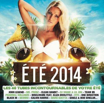 VA - Eté 2014 [2CD] (2014) .mp3 - 320kbps