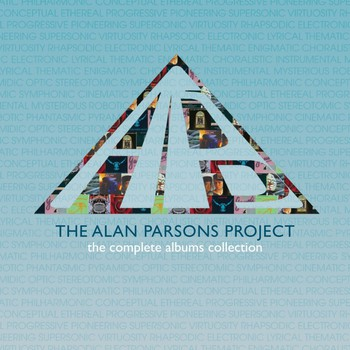 The Alan Parsons Project – The Complete Albums Collection (2014) [MP3 320 Kbps]