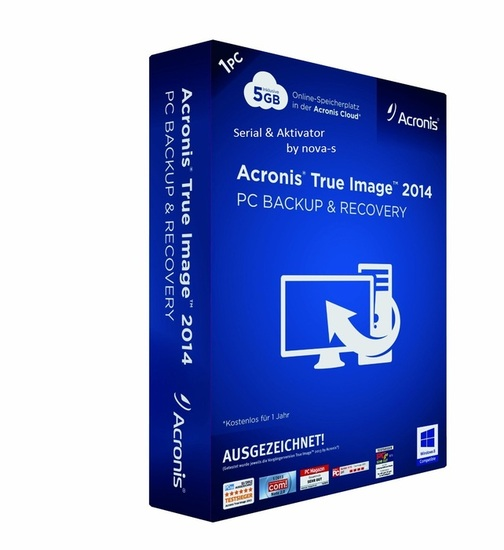 [Tools] Acronis True Image 2014 Home/Premium [Sammelthema] - kein Support - Seite 2 - myGully.com
