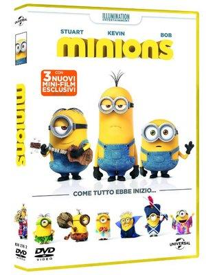 Minions (2015).Avi Dvdrip Xvid Ac3 - ITA