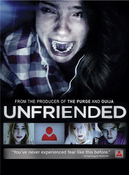 Sanalüstü – Unfriended – Cybernatural 2014 BRRip XviD Türkçe Dublaj – Tek Link