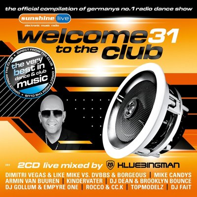VA - Welcome To The Club Vol.31 [2CD] (2014) .mp3 - V0