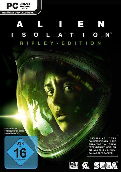 Alien Isolatio  Ripley Edition MULTi2  –  x X RIDDICK X x