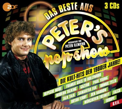 VA - Best Of Peters Pop Show [3CD] (2014) .mp3 - 320kbps