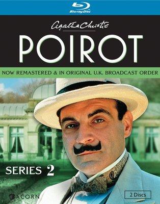 Poirot - Stagione 2 (1990) [Completa 10/10] .avi BDRip AC3 ENG - ITA