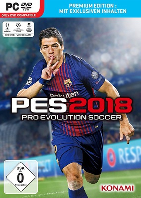 [PC] Pro Evolution Soccer 2018 (2017) [CPY] Multi - FULL ITA