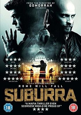 Suburra - La Serie - Stagione 1 (2017) (Completa) WEBRip ITA AC3 Avi