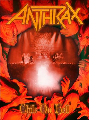 Anthrax - Chile On Hell [2CD]s(2014)