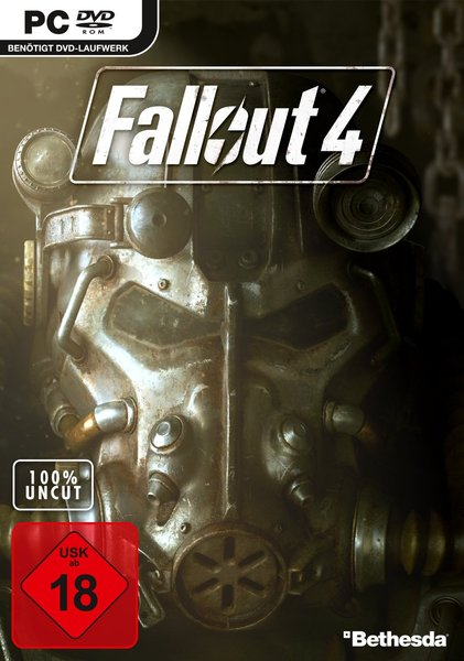 Fallout 4 Incl. Crack & Update Xbox Ps3 Ps4 Pc jtag rgh dvd iso Xbox360 Wii Nintendo Mac Linux