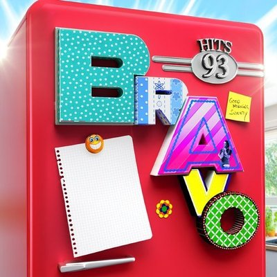 Bravo Hits Vol.93 (2016) .mp3 - 320kbps