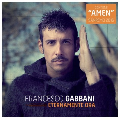 Francesco Gabbani - Eternamente Ora (2016).Mp3 - 320Kbps