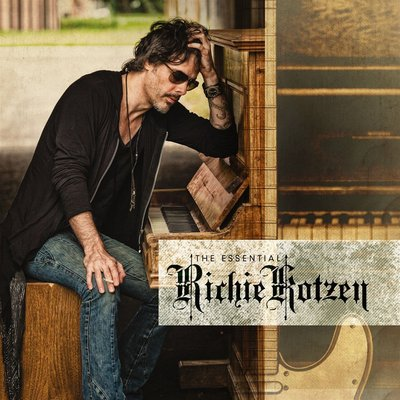 Richie Kotzen - The Essential [2CD] (2014) .mp3 - 320kbps