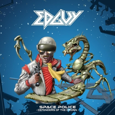 Edguy - Space Police - Defenders Of The Crown (Deluxe Edition) (2014) .mp3 - 192kbps