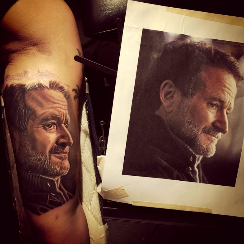 Świetne tatuaże #7 25