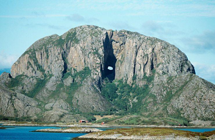 Nietypowe formacje skalne 8