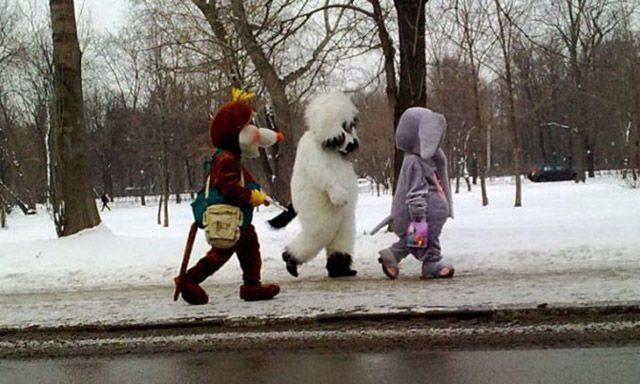Zima po rosyjsku #3 32