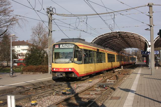 863 Karlsruhe Albtalbhnhof