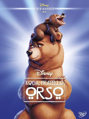 Koda, Fratello Orso (2003).Dvd9 Copia 1:1 - ITA ENG