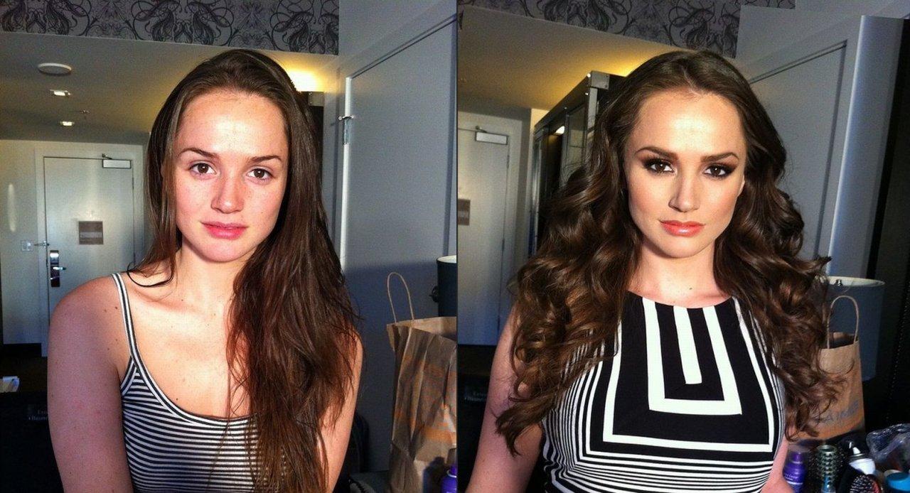 Magia makijażu #3 5