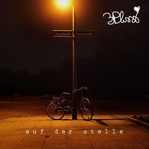 Cover: 3Plusss - Auf der Stelle EP (2016)