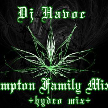 DJ Cesar Perez-COMPTON FAMILY MIX 2