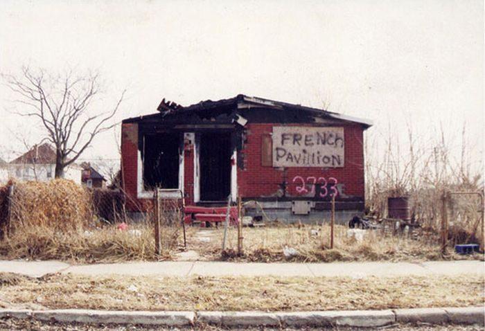 Opuszczone Detroit 15