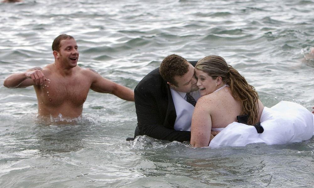 Nietypowe zdjęcia ślubne #2 7