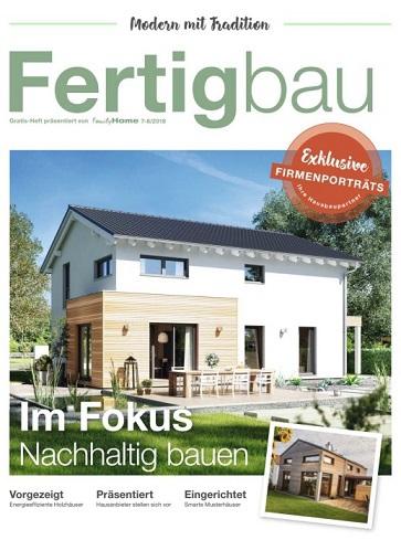 Family Home Magazin Fertigbau 2018