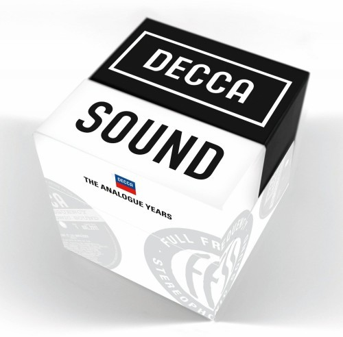 VA - Decca Sound Vol. 2 - The Analogue Years - 54 CD Set