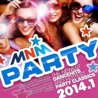 VA - MNM Party 2014.1 [2CD] (2014) .mp3 - V0