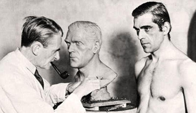 Za kulisami filmów: Frankenstein 6