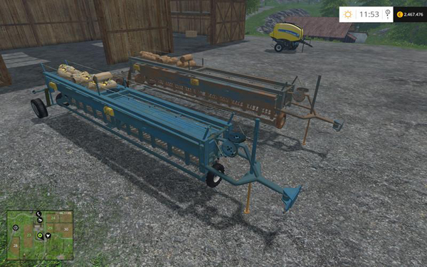 8m Seeder LS15 withoutWSB PACK v1.0