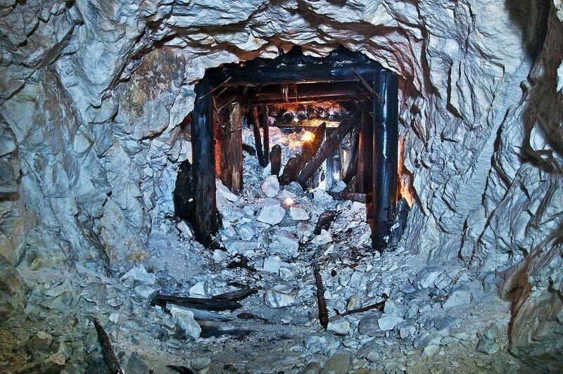 Opuszczone kopalnie 35