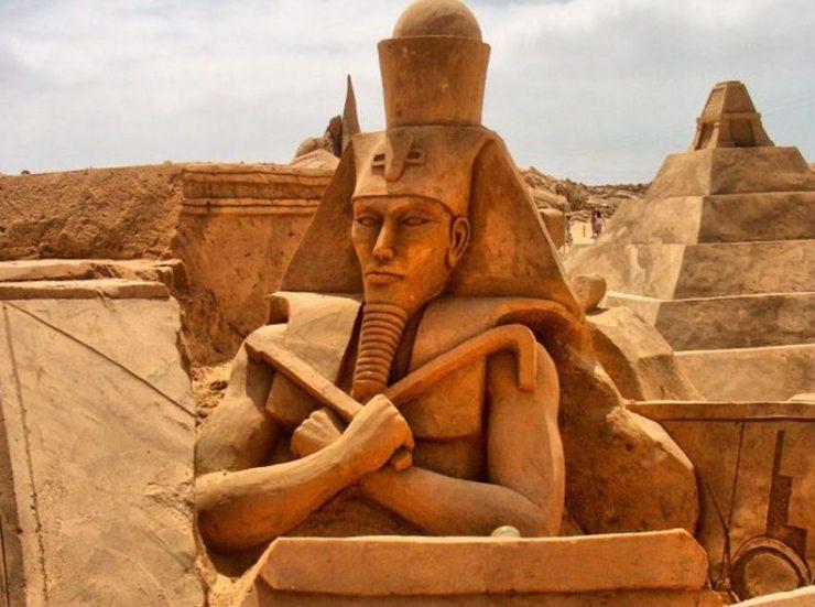 Najlepsze rzeźby z piasku na świecie. 51