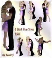 8 Paar Tuben (Sims 3)