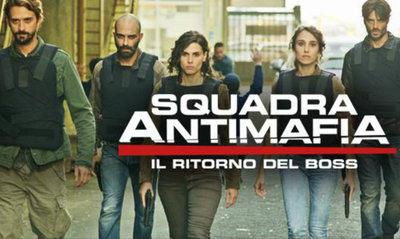 Squadra Antimafia - Il Ritorno del Boss (2016) Stagione 8 [Completa] .avi DVDRip AC3 - ITA