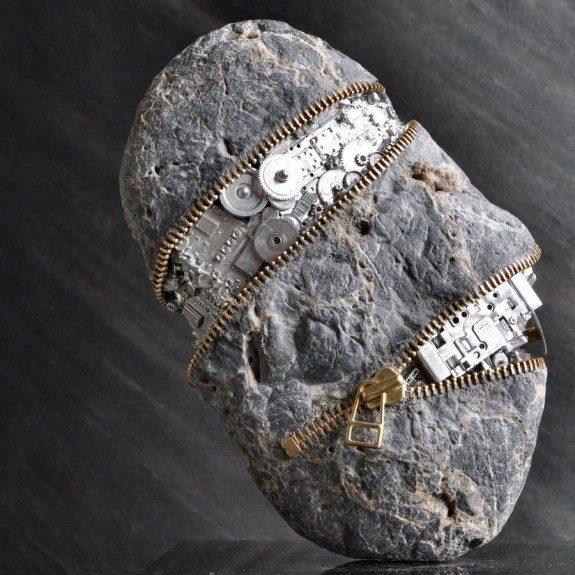 Rzeźby z kamieni 3