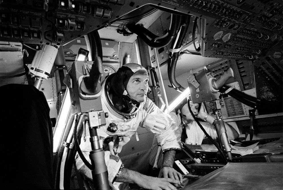 Misja Apollo 11 - lądowanie człowieka na Księżycu 11