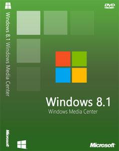Microsoft Windows 8.1 Pro WMC (13/5/2015)