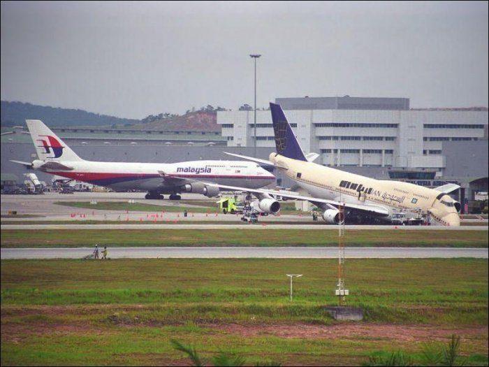 Nietypowe wypadki lotnicze 17