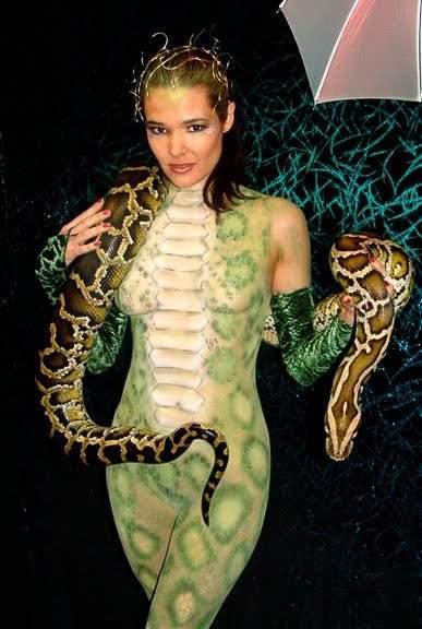 Laski z wężami 26