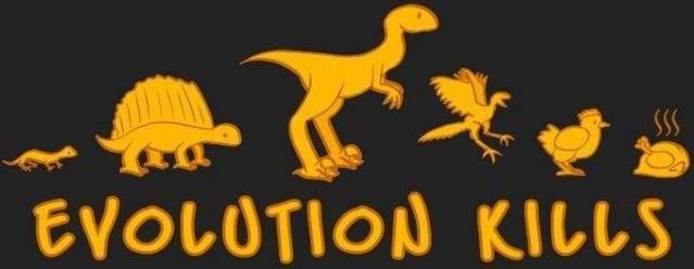 Ewolucja z przymrużeniem oka 38