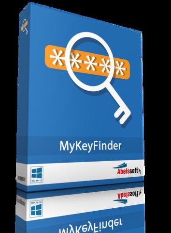 : Abelssoft MyKeyFinder Plus 2016 v5.6