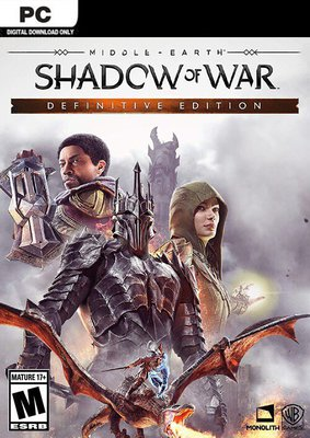 [PC] Middle-earth: Shadow of War Definitive Edition (2018) Multi - FULL ITA